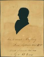 Edward Mayberry, Casco, ca. 1830