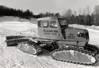 Tucker Sno-cat, Pleasant Mountain, ca. 1960