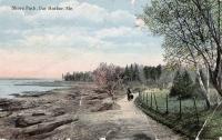 Shore Path, Bar Harbor, ca. 1921