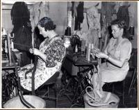 Workers, Sparhawk Mill, South Portland, 1946