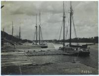 Stern's Sawmill, Bangor, ca. 1920