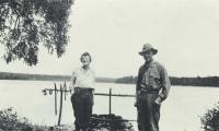 The Cobbs, Spoon Mountain, 1920