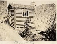 Forest Service camp, Boarstone Mountain, Elliottsville, ca. 1920