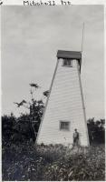 Jim Haynes, Mitchell Mountain, 1920
