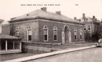 Public Library, Bar Harbor, ca. 1935