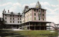 St. Sauveur Hotel, Bar Harbor, ca. 1908