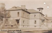 Emerson Grammar School, Bar Harbor, ca. 1900
