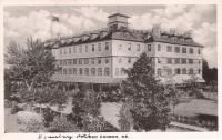 Louisburg Hotel, Bar Harbor, ca. 1900