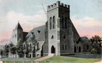 St. Sylvia's Catholic Church, Bar Harbor, ca. 1900
