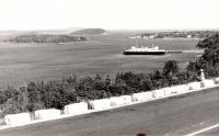 M. V. Bluenose Ferry, Bar Harbor, ca. 1960