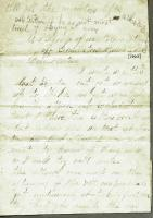 John M. Dillingham to his mother Margaret, April 14, 1863