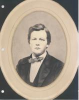 John Monroe Dillingham, Freeport, ca. 1861