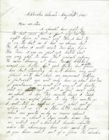 Capt. John G. Dillingham to his wife, June 27, 1861