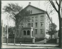 Portland High School, ca. 1900