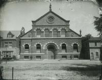Portland Public Library, Congress Street, ca. 1900