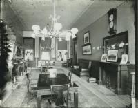 Interior, Falmouth Hotel, Portland, ca. 1900