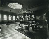 Lobby, Falmouth Hotel, Portland, ca. 1900