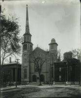 Congress Square Church, Portland, ca. 1900