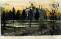 Maine State Capitol, Augusta, ca. 1920