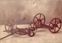 Taber Wagon model, Houlton, ca. 1903