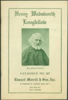 Catalog of Longfellow items, Boston, 1966