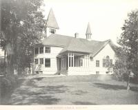 Baptist Church, Houlton, ca. 1895