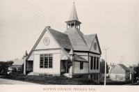 Baptist Church, Presque Isle, 1895