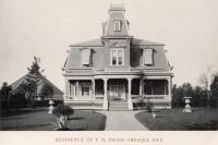 T. H. Phair residence, Presque Isle, 1895