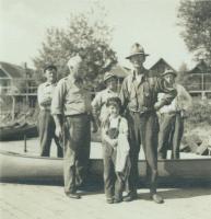 Harris S. Colt, Parmachenee, ca. 1940