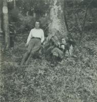 Teresa Colt, Parmachenee, ca. 1940