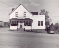General store, Stockholm, ca. 1960