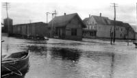 The Train Station, Danforth, 1923