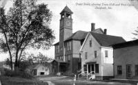 The Town Hall and Post Office, Danforth
