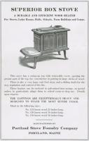 Stove advertisement, ca. 1880