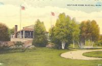 Golf Club House, Blue Hill, ca. 1920