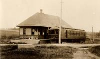 New Sweden AVR Station, ca. 1920