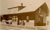 New Sweden Station