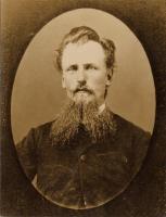 Rev. Andrew Wiren, New Sweden, ca. 1890