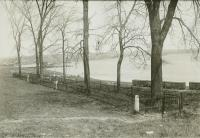 Soldiers' graves, Portland, ca. 1915