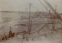 Tukey's Bridge, Portland, ca. 1895
