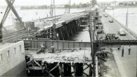 Construction of Martin's Point Bridge, Portland, ca. 1942