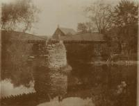 Riverton Bridge, Portland, ca. 1890
