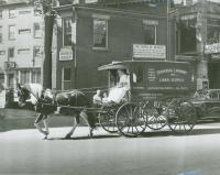 Universal Laundry wagon, Portland, ca. 1952