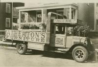 Atherton Furniture truck, Portland, ca. 1930