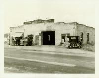North Deering Garage, Portland, ca. 1930