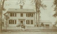 Elishu Higgins House, Portland, ca. 1890
