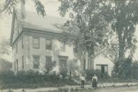 Lemuel Tukey House, Deering, ca. 1900