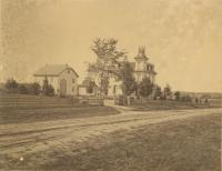 Leonard Chapman home, Deering, ca. 1890
