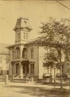 George Milford Harding house, Portland, ca. 1880