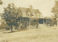 Blanchard Cottage, Diamond Island, ca. 1935